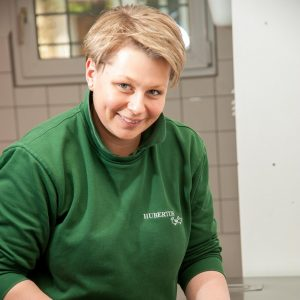 Tina Meyer von Hubertus Wild- und Geflügelspezialitäten