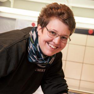 Tanja Schwabing von Hubertus Wild- und Geflügelspezialitäten