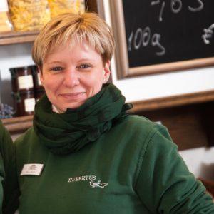 Nina Möller von Hubertus Wild- und Geflügelspezialitäten
